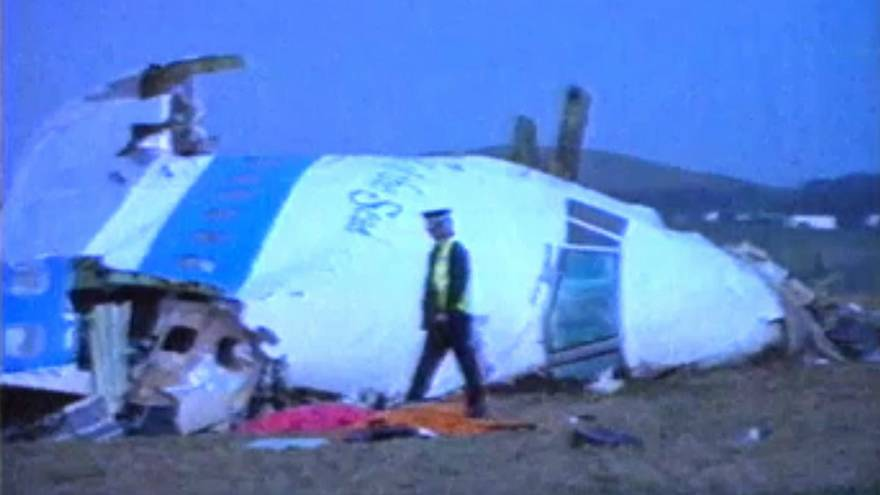 Lockerbie bombing: 'What really brought it home was when you were picking up toys'