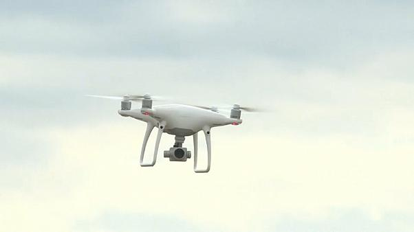 Drone danger growing