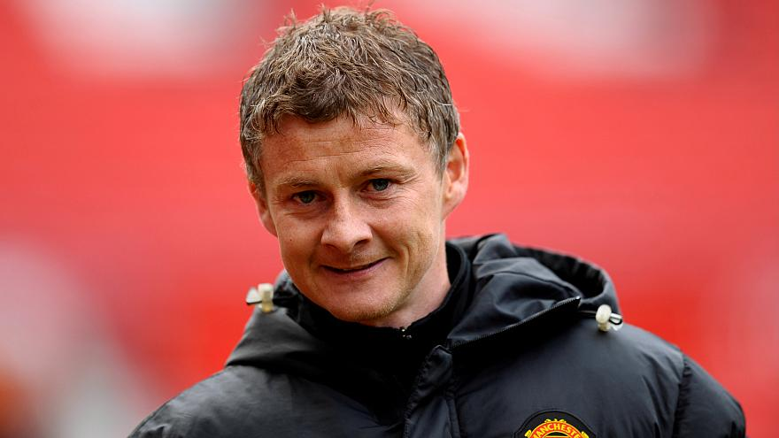 "Solskjaer vows to ""move Man Utd forward' as interim manager"