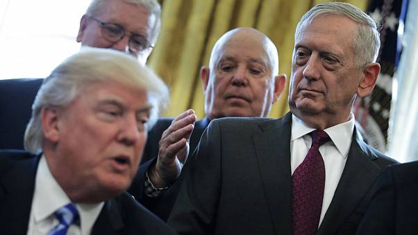 واکنشها به خروج نیروهای آمریکایی از سوریه و استعفای جیمز ماتیس