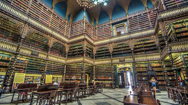 Βραζιλία: Μία βιβλιοθήκη «βγαλμένη» από τον Χάρι Πότερ