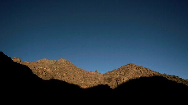 In der Nähe des Berges Toubkal wurden die beiden Frauen gefunden.