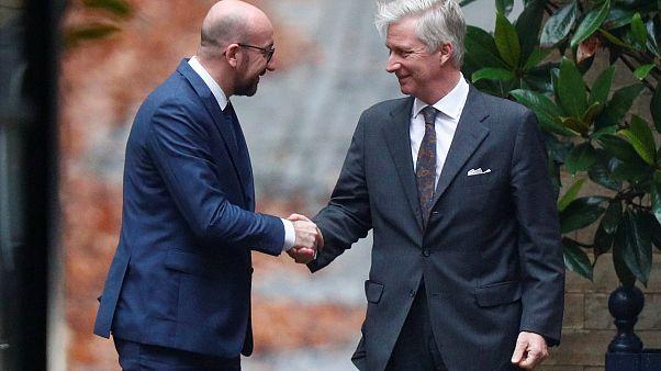 Belçika Kralı Başbakan Michel'in istifasını kabul etti