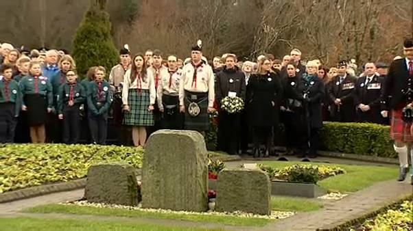 Thirty years of sorrowful ceremonies for Lockerbie