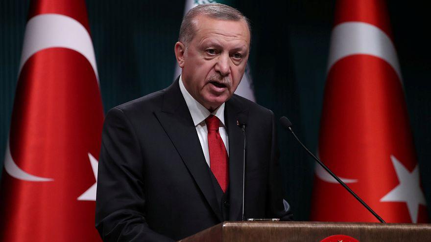 إردوغان: سنطهر سوريا من المسلحين الأكراد وفلول الدولة الإسلامية