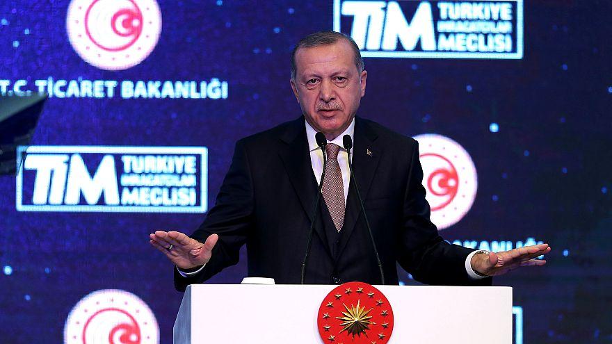 Erdoğan: Suriye topraklarını huzura kavuşturma işini bizzat üstlenmek mecburiyetinde kaldık