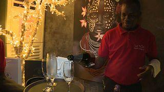 Un premier champagne au nom africain
