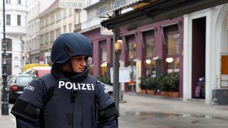 1 Toter nach Schießerei in Wiener Innenstadt: Täter auf der Flucht