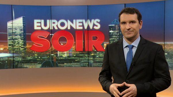 Euronews Soir : l'actualité du 21 décembre