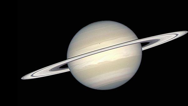 Satürn halkalarını 100 milyon yıl sonra kaybedecek