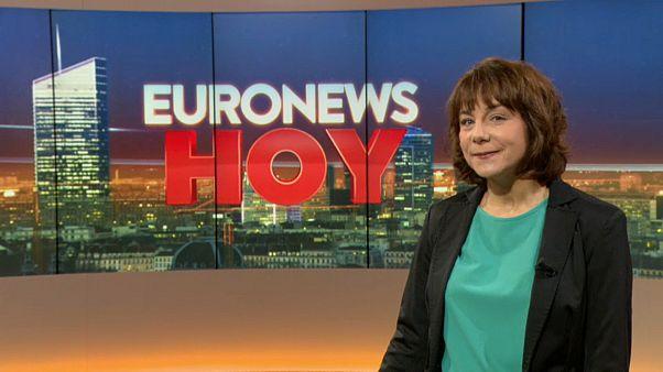 """""""Euronews Hoy"""" del viernes 21 de diciembre"""