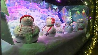 New York e le sue splendide decorazioni natalizie