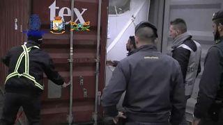 Un trafic de cocaïne démantelé entre l'Europe et l'Amérique du Sud