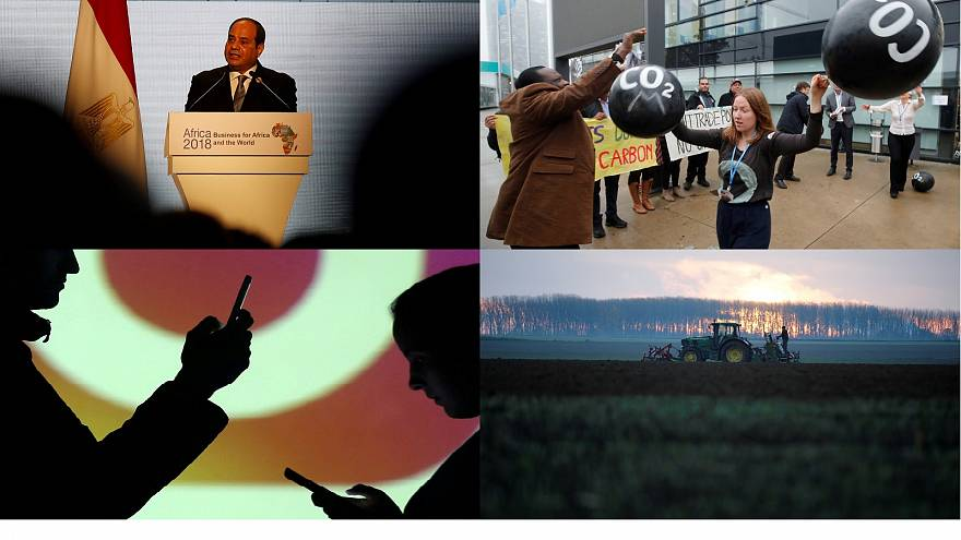 The week that was: how one individual can change the world | View