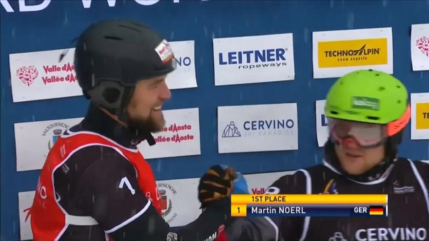 Snowboardcross : Vaultier s'est manqué, Jacobellis puissance 30
