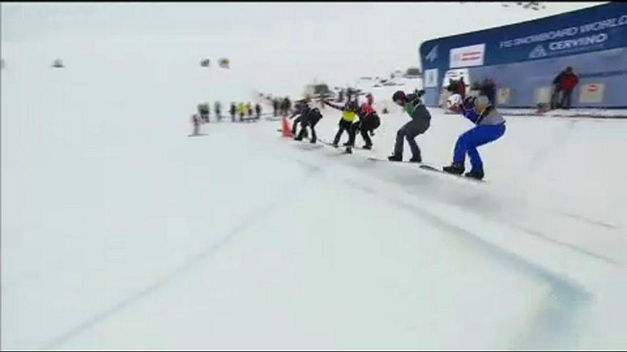 Beindult a snowboard-szezon