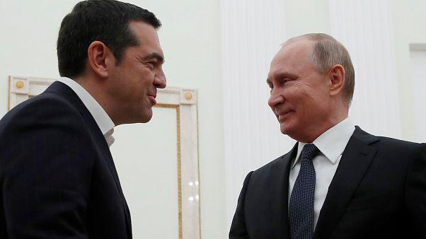 Μόσχα κατά Ουάσινγκτον για τη συμφωνία των Πρεσπών