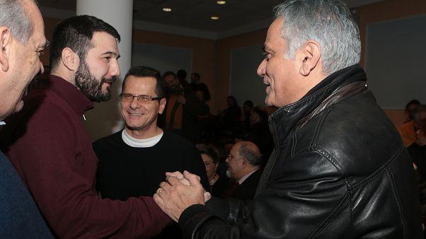 O Νάσος Ηλιόπουλος υποψήφιος δήμαρχος Αθηναίων