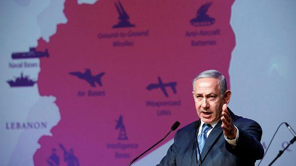 Netanyahu Trump'ı Suriye'den çekilme konusunda vazgeçirmeye çalışmış