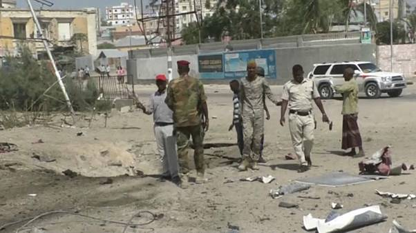 Somalia car bombing kills at least 13