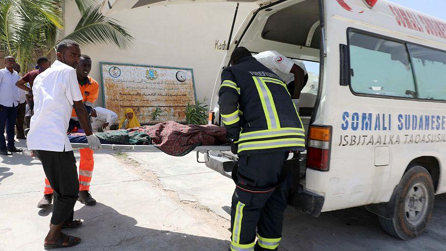 Attaque terroriste à Mogadiscio (Somalie)