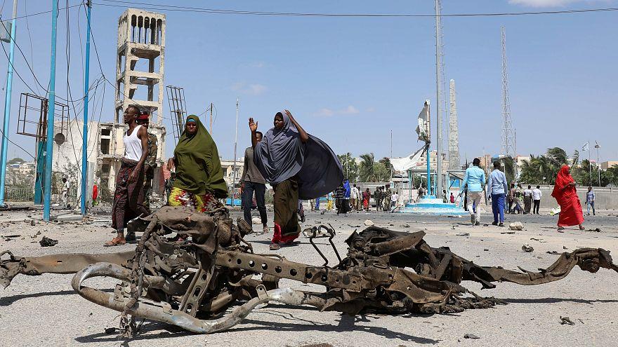 Σομαλία: Νεκροί και τραυματίες από διπλή επίθεση στο Μογκαντίσου
