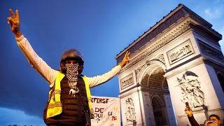 Γαλλία: Βία και αντισημιτισμός εκ μέρους των «Κίτρινων Γιλέκων»