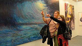 Video | Ankara'nın en büyük uluslararası sanat organizasyonu ARTANKARA 5'inci yılında
