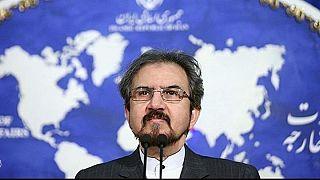 بهرام قاسمي - المتحدث باسم الخارجية الإيرانية
