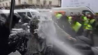 'Yellow Vest protests': Death toll climbs to ten but demonstrations subside across France