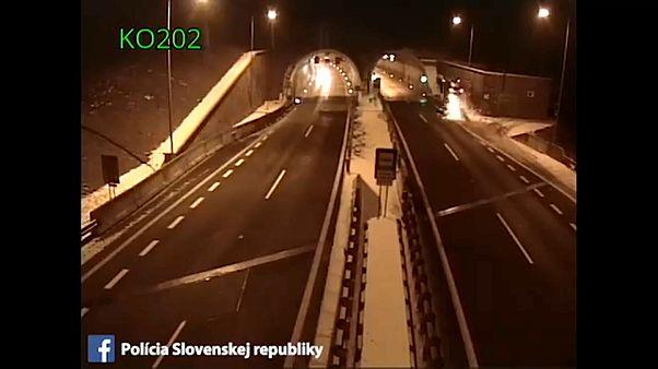 Slovakya'da kaza