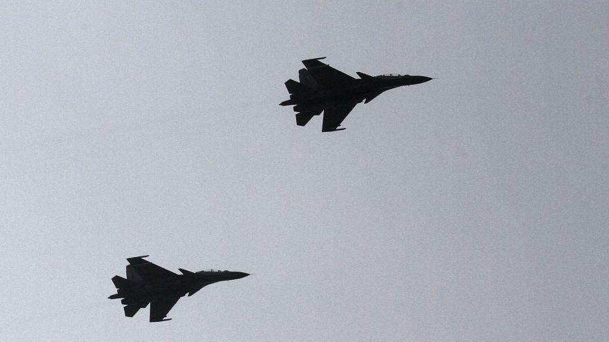 مقاتلات روسية تهبط في القرم وسط تصاعد حدّة الأزمة مع أوكرانيا