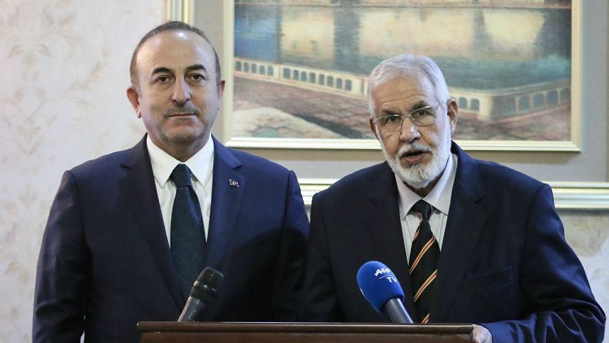 Çavuşoğlu Fransa'yı uyardı: Fırat'ın doğusundaki teröristleri temizlememize kimse engel olamaz