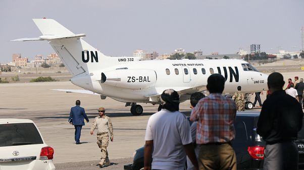 L'émissaire de l'ONU est arrivé samedi au Yémen