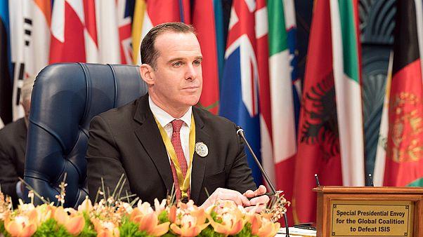 """مبعوث الرئاسة الأميركية للتحالف الدولي ضد """"داعش"""" يقدم استقالته"""