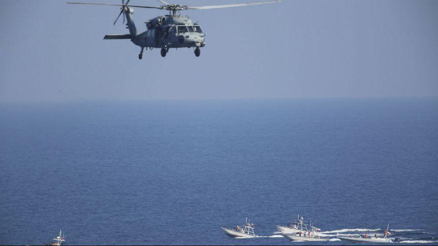 وزارت دفاع ایران؛ پرواز و شلیک پهپادها ربطی به ناو آمریکایی نداشته است