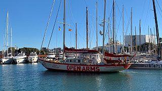 Proactiva Open Arms vessel