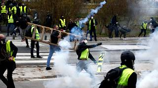 Yellow Vest protests lose bite as the French prepare for Christmas