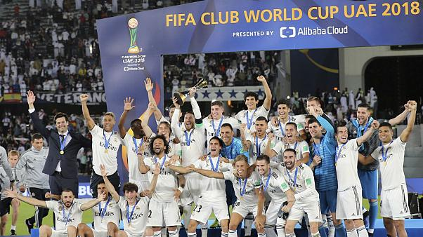 رئال مادرید برای چهارمین بار فاتح جام باشگاههای جهان شد