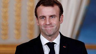 Macron visita soldados franceses no Chade