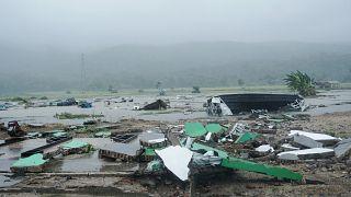 Al menos 168 muertos y cientos de desaparecidos tras el paso de un tsunami en Indonesia