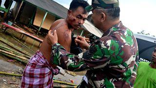 Endonezya'da tsunami: Yüzlerce ölü ve yaralı var