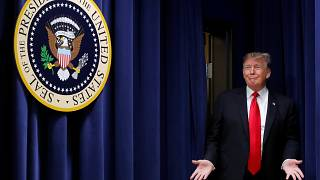Trump: McGurk'ı tanımıyorum, Obama getirmişti, ilgi çekmek için istifa etti