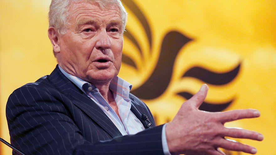 Paddy Ashdown: Ex-Liberal Democrats leader dies aged 77