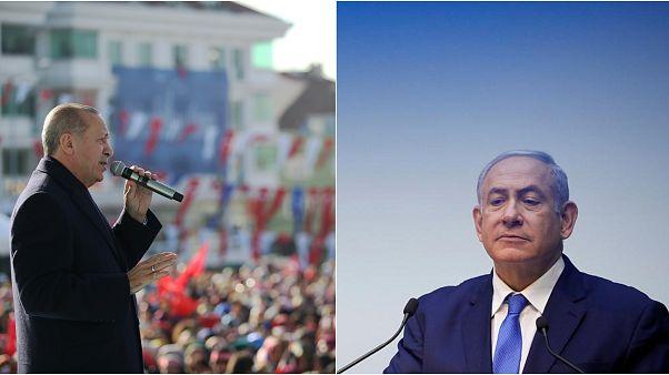 Erdoğan'dan Netanyahu'ya sert yanıt: Sen devlet terörü estiriyorsun