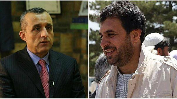 دو مقام سابق امنیتی، سرپرست وزارتخانههای کشور و دفاع افغانستان شدند