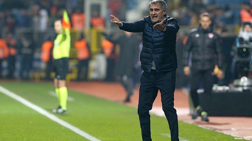 Beşiktaş son 25 senedeki en kötü ikinci sezon ortası performansını gösterdi