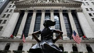 The New York Stock Exchange (NYSE) in New York