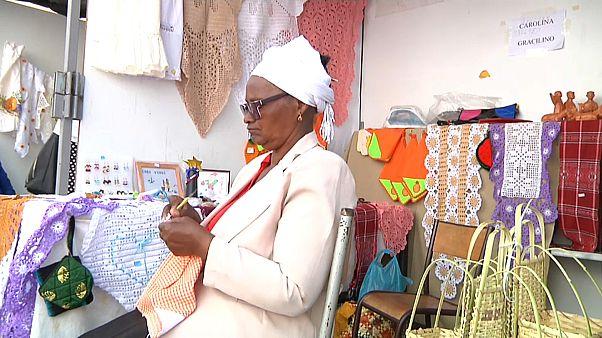 """Artesanato feito """"com alma"""" em Cabo Verde"""