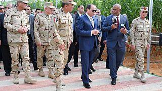 مصر تعيّن مديراً جديداً للمخابرات الحربية
